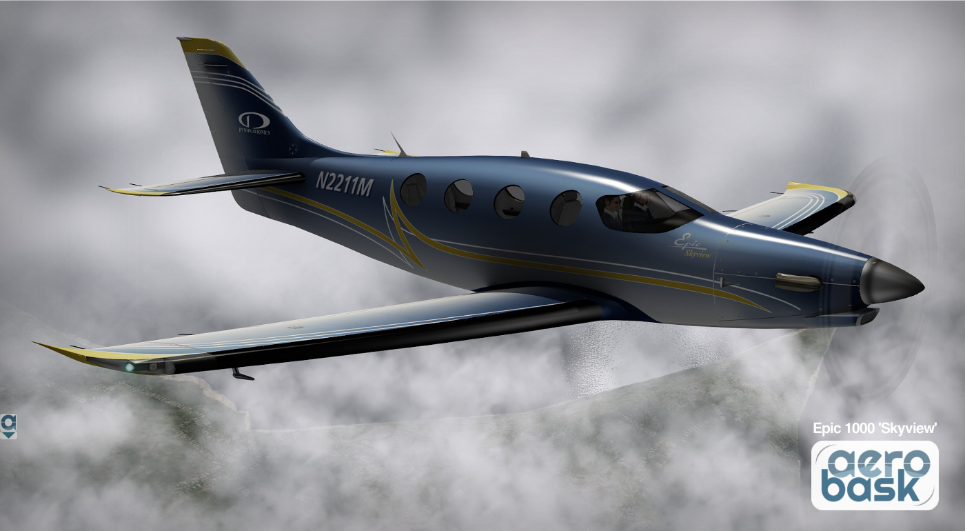 Aerobask Aircraft For X Plane Flight Simulator